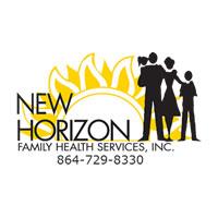 New Horizon Family Health Services, Inc. logo