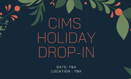 CIMS Holiday Drop – In