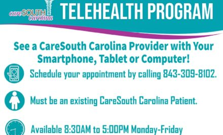CareSouth Carolina providing remote patient visits through telehealth