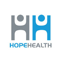 HopeHealth logo