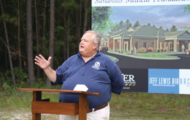 Sandhills Medical breaks ground for new Sumter facility