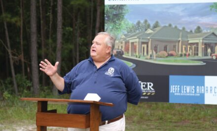 Sandhills Medical breaks ground for new Sumter facility
